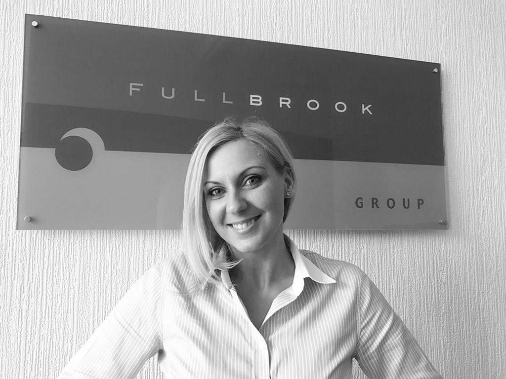Sandra Russell Recruitment Administrator and Office Manager Fullbrook Consulting